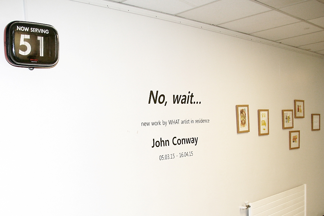 No, Wait...by John Conway