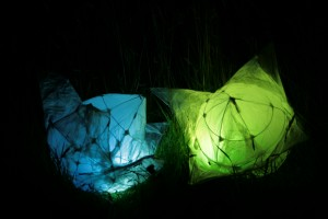 Join our lantern-making workshops for Well Festival 2017!