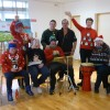The Music Makers Panto The Music Makers are busy preparing for this year's Christmas pantomime which will be held in the foyer of University Hospital Waterford on Tuesday, 6 December at 3:00 pm as part of the Healing Sounds programme.